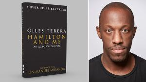 Giles Terera to Release a Book About His Time in HAMILTON