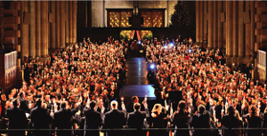 The Cathedral Of St. John The Divine Presents Online New Year's Eve Concert For Peace