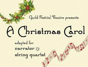 Guild Festival Theatre Presents A CHRISTMAS CAROL Online