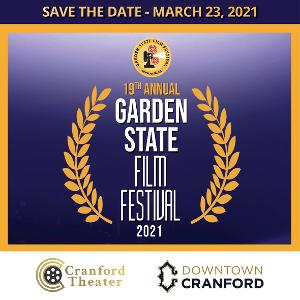 The Cranford Theater Joins the Garden State Film Festival