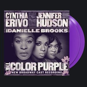 THE COLOR PURPLE To Be Released on Limited Edition Double Vinyl Record