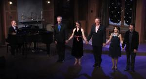 Streaming Revue MY FUNNY VALENTINE Announced To Benefit Lakewood Theatre Company