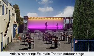 Fountain Theatre Approved By City Of L.A. To Install Outdoor Stage During Pandemic