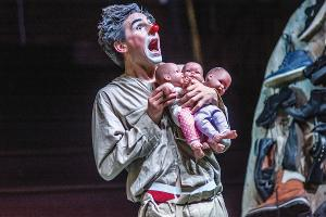 A.Lone Brings Laughter To Covid-Weary Audiences Through Digital Circus Performance