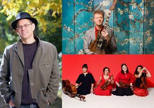 CAP UCLA Presents Douglas J. Cuomo's SEVEN LIMBS Featuring Nels Cline and the Aizuri Quartet