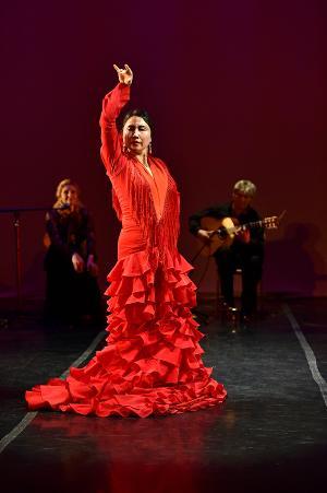 Teatro Paraguas And Companía Chuscales Present UNA NOTA DE LORCA
