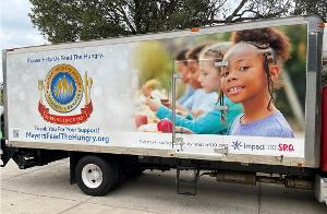 Van Wezel Partners With Impact100 SRQ For Mayors' Feed The Hungry Food Drive