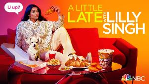 Karamo Brown and More Coming Up This Week A LITTLE LATE WITH LILLY SINGH