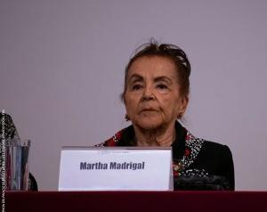 Martha Madrigal, Maestra Del Haiku En México