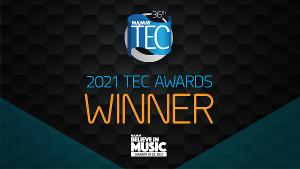 JBL Professional And AKG Win Big At 2021 TEC Awards At The NAMM Show