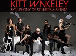 Composer Kitt Wakeley 'Symphony Of Sinners And Saints,' Out May 21