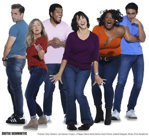 Zoetic Stage Kicks Off ZOETIC SCHMOETIC Improv Comedy Show