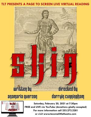 Tacoma Little Theatre Presents SKIN: A Page To Screen Event