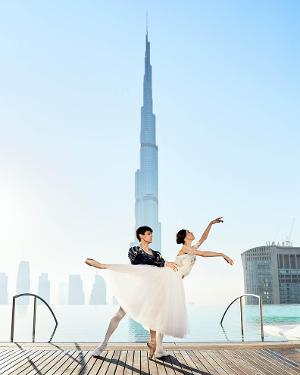 Russian State Ballet and Opera House Comes to Dubai Opera For GISELLE