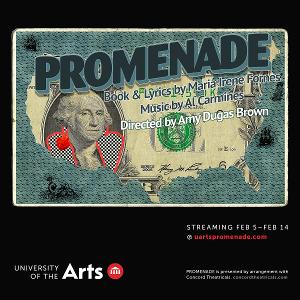 University Of The Arts Presents PROMENADE!