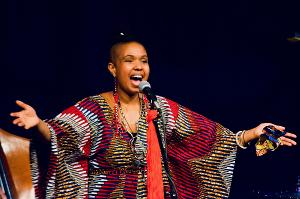 In Celebration Of Women's History Month, Akua Allrich & The Tribe Perform 'A Beautiful Disruption - The Genius Of Black Women In Music'