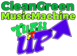 Clean Green Music Machine Launches Kids Podcast TURN IT UP!