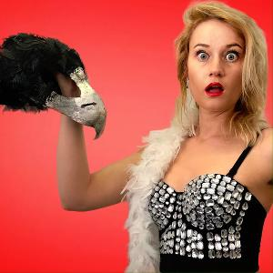 Adelaide Fringe Presents BIRD BE CRAZY – A Cheeky Comic Cabaret Quest Of Absurdity