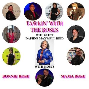 FRESH PRINCE Star Daphne Maxwell Reid Joins Premiere Episode Of TAWKIN' WITH THE ROSES