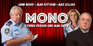 Return Fire Productions Presents Comedy Revue MONO