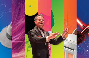 The Philly POPS Announces Its 2021–2022 Lights Up! Showtime! Season