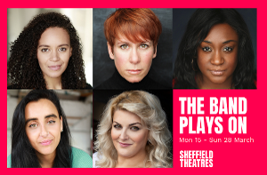 Sheffield Theatres Announce Casting For THE BAND PLAYS ON