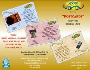The Adobe Theater Presents POSTCARDS