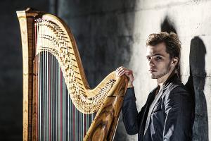 Star Harpist Boldachev Joins PSO's Puccini & Respighi Virtual Concert