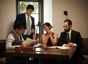 Telegraph Quartet Performs Music By Korngold And Brahms Presented By Noe Music's Online MainStage Series