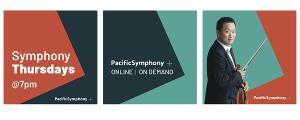 PacificSymphony+ Announced, Featuring Digital Concert Hall For The Orchestra's Streaming Content