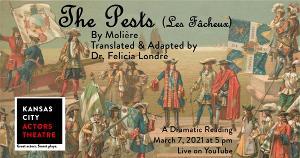 Kansas City Actors Theatre Presents Reading of Molière's THE PESTS