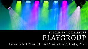 Peterborough Players' Playgroup Takes A Look At Theatrical Design