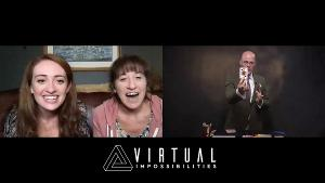 Mile Square Theatre In Partnership With All For One Theater Presents VIRTUAL IMPOSSIBILITIES
