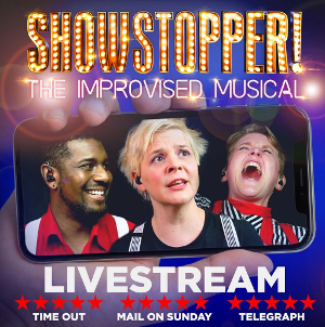 THE SHOWSTOPPERS Return to Screens For Their Second Live Stream Of The Year