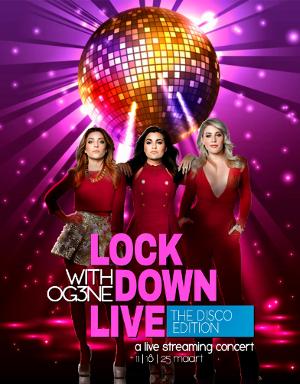 OG3NE Komt Opnieuw Met Drie Verschillende STREAMING LOCKDOWN LIVE' CONCERTEN Met Dit Keer Als Thema 'THE DISCO EDITION