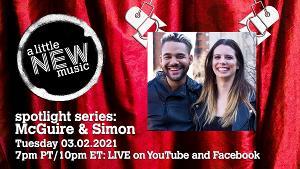 THE SPOTLIGHT SERIES to Spotlight McGuire & Simon, March 2