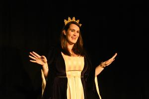 Gillian English Returns To MICF With SHE WOLF