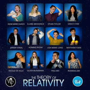 Whimsical Productions' THE THEORY OF RELATIVITY Opens Next Month