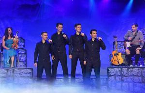 Green Hill Music Announces Collaboration with Irish Singing Sensations Celtic Thunder