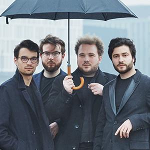 Goldmund Quartet Concert Premiere Presented By Chamber Music Northwest March 20
