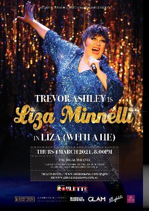 Trevor Ashley Stars As Liza Minnelli In LIZA (WITH A HE)