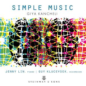 Giya Kancheli's Collection OfSIMPLE MUSICSet For Release April 2