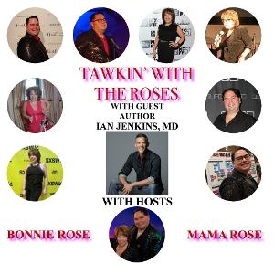"""VIDEO: Ian Jenkins, MD, Author Of """"Three Dads And A Baby"""" Stops By TAWKIN' WITH THE ROSES"""