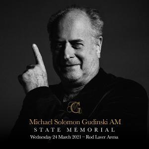 State Memorial For Michael Gudinski to Be Held At Rod Laver Arena