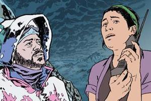 Opera Parallele Announces EVEREST as Graphic Novel Opera Film For Summer 2021
