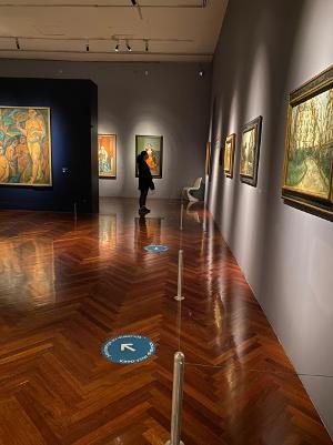 El Museo Del Palacio De Bellas Artes Invita A Visitar El París De Modigliani Y Sus Contemporáneos