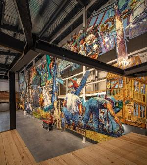 American Mural Project Announces A TRIBUTE TO AMERICAN WORKERS
