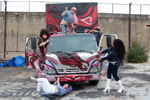 The Bearded Ladies Cabaret Debuts Queer Performance Truck Project