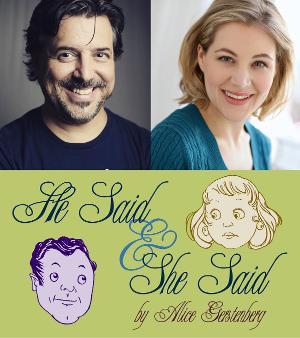 HE SAID AND SHE SAID Comes to The Metropolitan Virtual Playhouse
