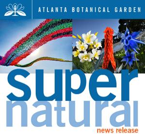 Garden Presents SUPERnatural Sculpture Exhibit This Spring!